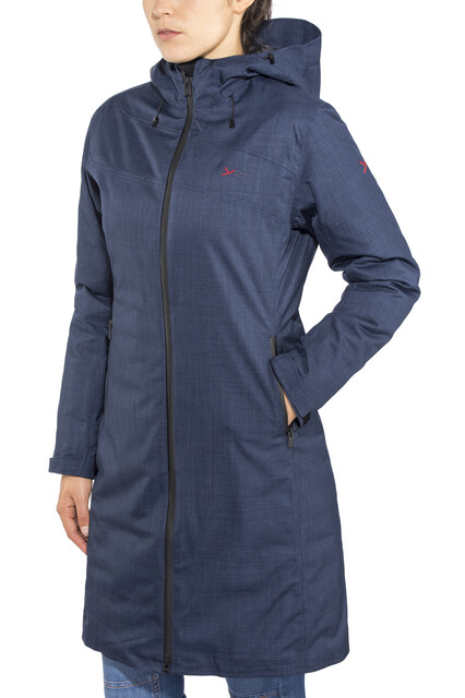 Yeti Stellar Cappotto in piumino Hard Shell Donna, night
